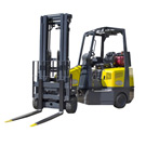 A Square Forklift